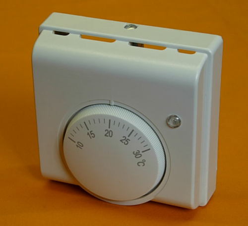 CELECT THERMSAVE ROOM THERMOSTAT 16AMP 240v with NEON INDICATOR WTR010X