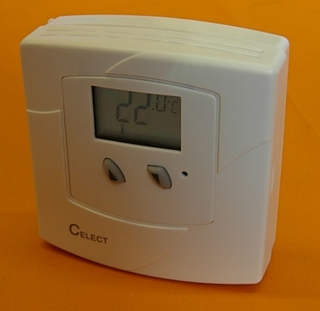 CELECT SIMPLE DIGITAL ROOM THERMOSTAT VOLT FREE