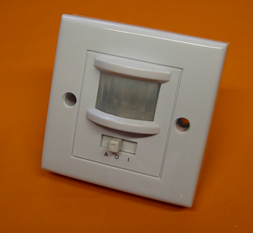 Movement Activated Smart Light Switch