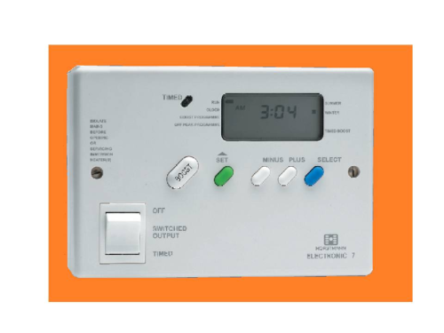 Horstmann Electronic 7 Series 3 - Immersion Heater Controller