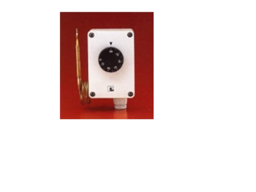 Capillary Thermo-regulator for Industrial Installations with External Adjustments +5°C~+60°C
