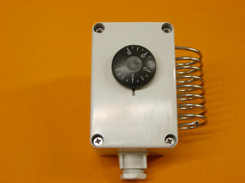 Industrial IP55 Frost Thermostat (-5 °C ~ +35°C) 240v 16Amp