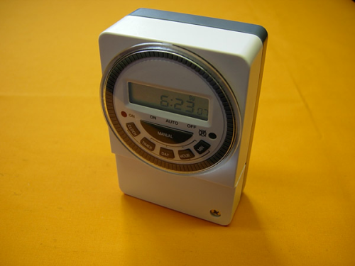 WEEKLY & 24 Hr DIGITAL TIMER APPLIANCE /HYDROPONICS VOLT-FREE