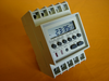 2 CHANNEL DIN RAIL DIGITAL TIMER MODULE