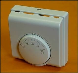 CELECT THERMSAVE ROOM THERMOSTAT 16AMP 240v 2 Wire