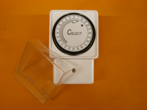 General Purpose Mechanical 24Hr Timer Wall Mounted