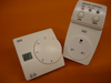 Celect Dial Setting RF 433MHz Wireless Room Thermostat with Plug In Control Receiver